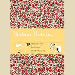 Упаковочная бумага Набор 52 Индия / Indian Patterns: Gift and creative paper book Vol.52