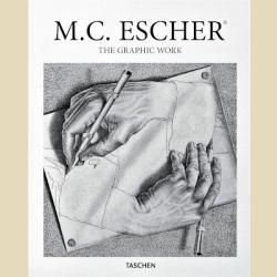 Basic Art Series 2.0  M.C.Escher  Graphic Work / Эшер  Графика  СРЕДНИЙ ФОРМАТ