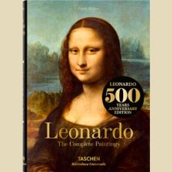 Леонардо да Винчи Полное собрание живописи Библиотека универсалис / Leonardo da Vinci  The Complete Paintings Bibliotheca Universalis