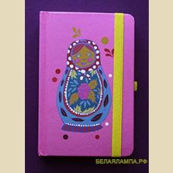 Матрешки дизайн Джессика Свифт 10 х 15 см / Matryoshka: Small Green journal