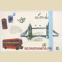 Набор стикеров Лондон  Мартина Руперт