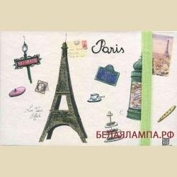 Париж дизайн Мартина Руперт Набор стикеров