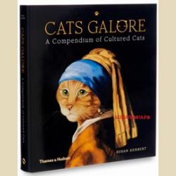 Cats Galore  A Compendium of Cultured Cats / Кошки, кошки, кошки   Каталог окультуренных кошек