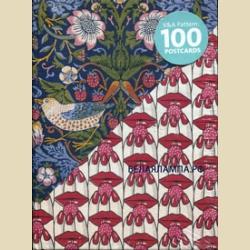 Орнаменты 100 почтовых открыток  Музей Виктории и Альберта / Postcards  V&A Pattern  100 Postcards