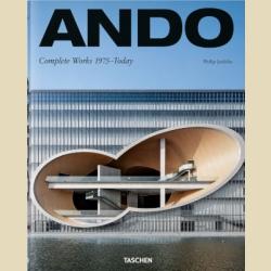 Андо Полное собрание архитектурных сооружений с 1975 года до наших дней / Ando  Complete Works 1975 - Toda