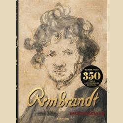 РЕМБРАНДТ  ПОЛНОЕ СОБРАНИЕ РИСУНКОВ И ГРАВЮР ОГРОМНЫЙ ФОРМАТ  / Rembrandt  The Complete Drawings and Etchings XXL