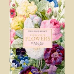 Редуте Книга цветов 40 лет издательства / Redoute. Book of Flowers - 40th Anniversary Edition