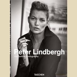 Peter Lindbergh  On Fashion Photography - 40th Anniversary Edition / Петер Линдберг О фотосъемке моды 40 лет Taschen Средний формат
