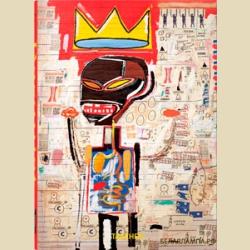 Баския 40-лет издательства Taschen / Basquiat - 40th Anniversary Edition