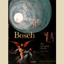 XL Bosch The Complete Works  / БОСХ Полное собрание картин  ФОРМАТ XL