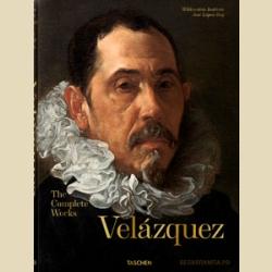 ВЕЛАСКЕС. Полное собрание картин БОЛЬШОЙ ФОРМАТ / Velazquez. Complete Works XL
