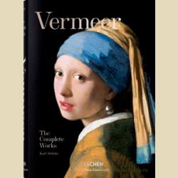 Вермеер (Вермер) Полное собрание работ МАЛЫЙ ФОРМАТ / Vermeer. The Complete Work (BU)   (Карл Шутц: Вермеер)