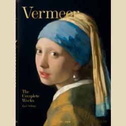 ВЕРМЕЕР (ВЕРМЕР) Полное собрание работ БОЛЬШОЙ ФОРМАТ / Vermeer. The Complete Works XL