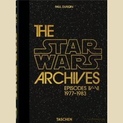 Звездные войны Архивы 1977-1983 40 лет издательства / The Star Wars Archives. 1977-1983 - 40th Anniversary Edition