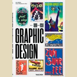 История графического дизайна. Часть 1. 1890-1945 гг / The History of Graphic Design Volume 1: 1890-1945
