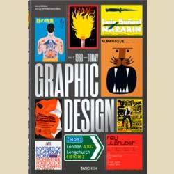 История графического дизайна. Часть 2. От 1960 года до наших дней / The History of Graphic Design: Vol. 2, 1960-Today