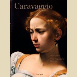 КАРАВАДЖО Полное собрание картин БОЛЬШОЙ ФОРМАТ / Caravaggio: Complete Works XL