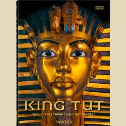 Тутанхамон Путешествие в царство теней  Древний Египет СРЕДНИЙ ФОРМАТ