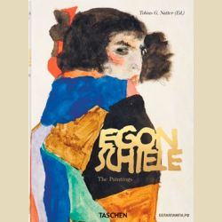 Шиле Эгон Полное собрание картин 1909-1918 годов 40 лет издательства / Egon Schiele. the Complete Paintings 1909-1918 - 40 Anniversary Edition