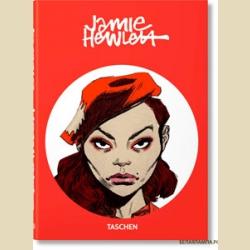 Хьюлетт Джейми От Танкисток до Gorillaz и дальше 40 лет издательства / Jamie Hewlett Tank Girl  Gorillaz