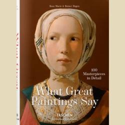 Что говорят картины. 100 шедевров в деталях Библиотека универсалис / What Paintings Say. 100 Masterpieces in Detail