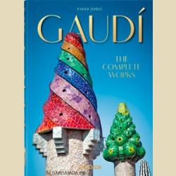 Гауди. Полное собрание сочинений. Выпуск к 40-летию / Gaudi. The Complete Works. 40th Anniversary Edition
