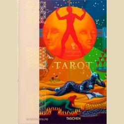 ТАРО  БИБЛИОТЕКА ЭЗОТЕРИКИ СРЕДНИЙ ФОРМАТ / Tarot  The Library of Esoterica