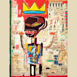 XXL Basquiat / Баския ФОРМАТ XXL