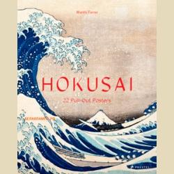 Японская гравюра (Японские гравюры) Хокусай ПОСТЕРЫ  БОЛЬШОЙ ФОРМАТ / Hokusai Posters